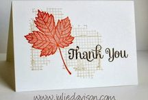 Stampin' Up! Off the Grid