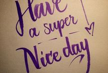 Nice day quotes