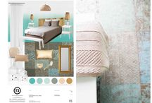 T2 - DesignBoards vs Image / Our own Design Boards vs an image of the finished space.