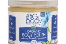 Beauty - Body Scrubs
