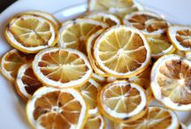 Dried lemons / Decoration or eat