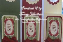 Christmas cards & stuff