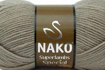 Nako / Производитель: Nako Турция Состав пряжи: Шерсть-49%, Премиум Акрил-51% Длина нити: 200 м Вес мотка: 100 г Мотков в упаковке: 5 шт. Вес упаковки: 0,500 кг http://www.youtube.com/watch?v=9tNGD92cY2E