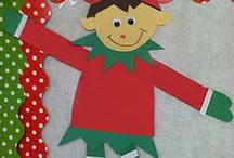 Kinder~Christmas / by Julie Alexander