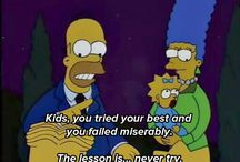 the wisdom and wit of homer simpson