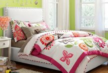 Surf Girl Bedroom Ideas / by Amanda Keefer