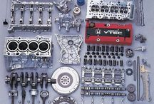 Hard Surface - Engines