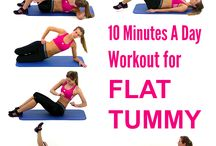 Exercise for tummy