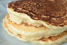 STRONG Vegane Protein Pancakes