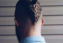 UK Men's hair long