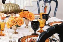 43 Kühle Halloween-Tabellen-Dekoration-Ideen