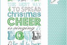 Christmas / by Ashley Robinett