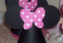 Minnie party / Birthday party