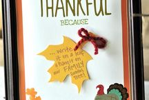 Thanksgiving / by Andi Wigman