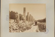 Palestine in Photography (19thC) / Primary source material about Jerusalem, Jaffa, Ramla, Nablus...