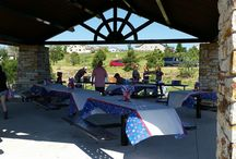 Terrain Fourth of July Community Celebration 2015 / Friends and neighbors enjoyed a fun-filled day celebrating Independence Day 2015 in Terrain / by Terrain Castle Rock