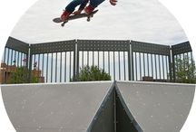 Pista de Skate / Pista de Skate