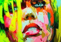 Faces- Art class