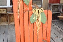 Wood crafts/wood
