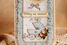 Baby kort