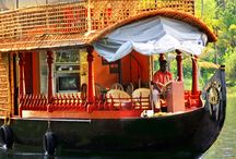 Travel to South India / Travel in South India with Tricolor Voyages and Celebrate your Holidays in Kerala and Tamil Nadu. Get the boat experience in Kerala beaches.