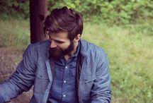 Hair - Men's / Men's hair and beards / by Chadda Rhu
