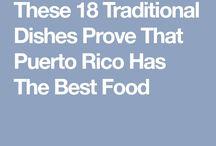 Puerto Rico food