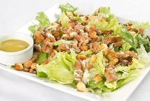 Saladas / by Isabella Garcia Torres