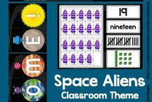 class themes ideas