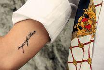 Beautiful tattoos / by Rania Halamandaris-Argyros