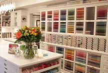 HOME : Dream Craft Room