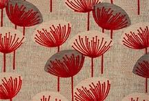 Fabrics & prints / by Michelle .