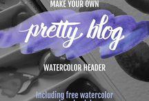blogging :)
