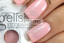 gelish nails:-)