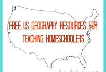 Homeschooling - History/Geography/Social Studies