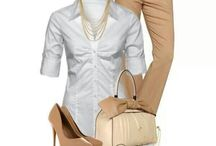 Business Casual / by Heather Stokes