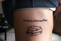 Tatuagens / Tatuagens que gostaria de fazer