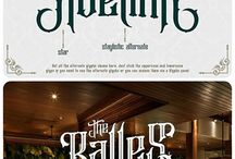 Harrypotter Fonts