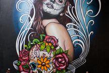 Graffiti & stuff