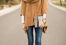 Winter Outfits / Winter Outfits - Fall Outfits - Clothing inspiration for women for the winter season / by For Chic Sake