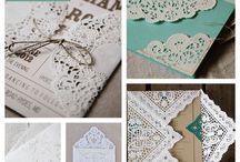 decoración papel