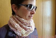 Knit Envy / Inspiration for my knitting life, wishing for time and yarn enough to play with these ideas. / by Karen Hoyer