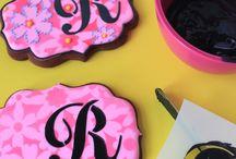 cookies stencil