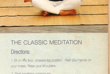 Meditation / by Kristi Graham