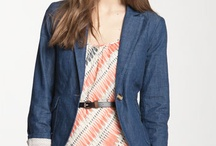 Spring Trends / Check out our favorite looks for spring! Contact your stylist to update your wardrobe! / by Nordstrom Las Vegas