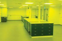 CLEAN ROOMS LABORATORIES Refurbishment / Heriot-Watt University CLEAN ROOMS LABORATORIES Refurbishment