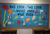 Library-Dr.Seuss