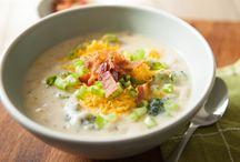 Soups / by Diana Smyth