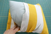 ENVELOPE PILLOW