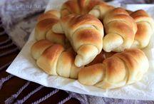 bread and desserts